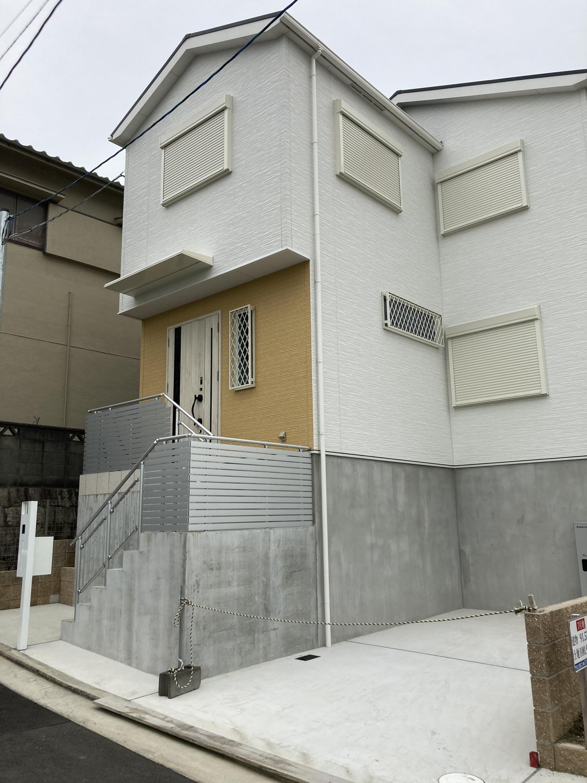 堺市中区毛穴町3号地写真